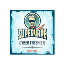 Additif Cyber fresh Supervape