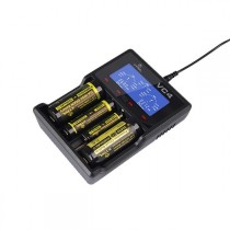 Chargeur ACCUS VC4 Xtar Light