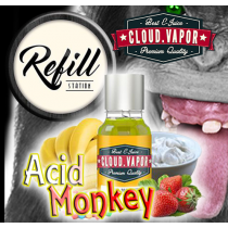 Refill Station - Acid Monkey - Cloud Vapor