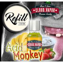 Refill Station - Acid Monkey - Cloud Vapor