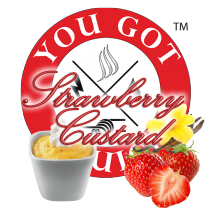 You Got E-Juice - Strawberry Custard