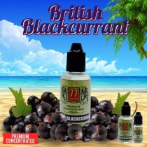 Concentré 77 Flavor - Britich Blackcurrant