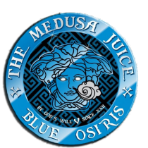 The Medusa Juice - Blue Osiris