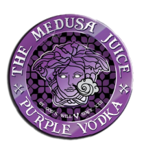The Medusa Juice - Purple Vodka