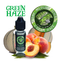 Green Haze - Medusa Juice FR