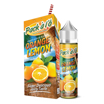 PACK A l'O - Orange Lemon
