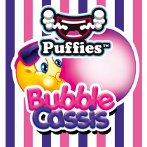 Puffies - Bubble Cassis