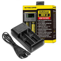 Chargeur I2 Nitecore version 3 - 2A