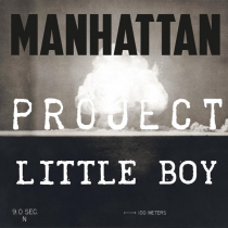 Concentré Manhattan Project - Little Boy