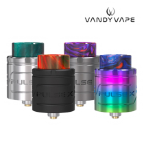 Dripper Pulse X RDA - Vandy Vape