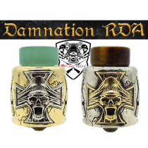Dripper Damnation RDA BF - Fumytech
