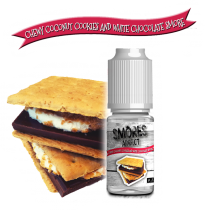Concentre Smores Addict - Chewy Coconut Cookies and White Chocolate Smore