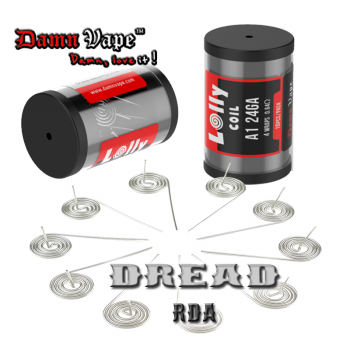 Résistance Dread Lolly - Damn Vape