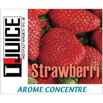 Concentré TJuice Strawberri
