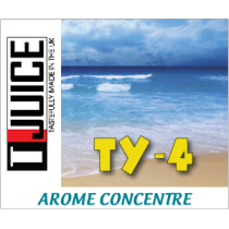 Concentré TJuice TY-4