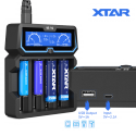 Chargeur ACCUS X4 (Extended Version) - Xtar