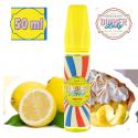 Lemon Tart - Dinner Lady