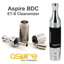Clearomiseur Aspire ET-S Glass BDC