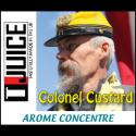 Concentré TJuice Colonel Custard