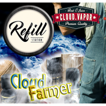 Refill Station - Cloud Farmer - Cloud Vapor