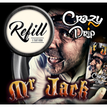 Refill Station - Mr Jack - Crazy Drip