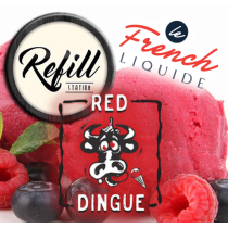 Refill Station - Red Dingue - Le French Liquide